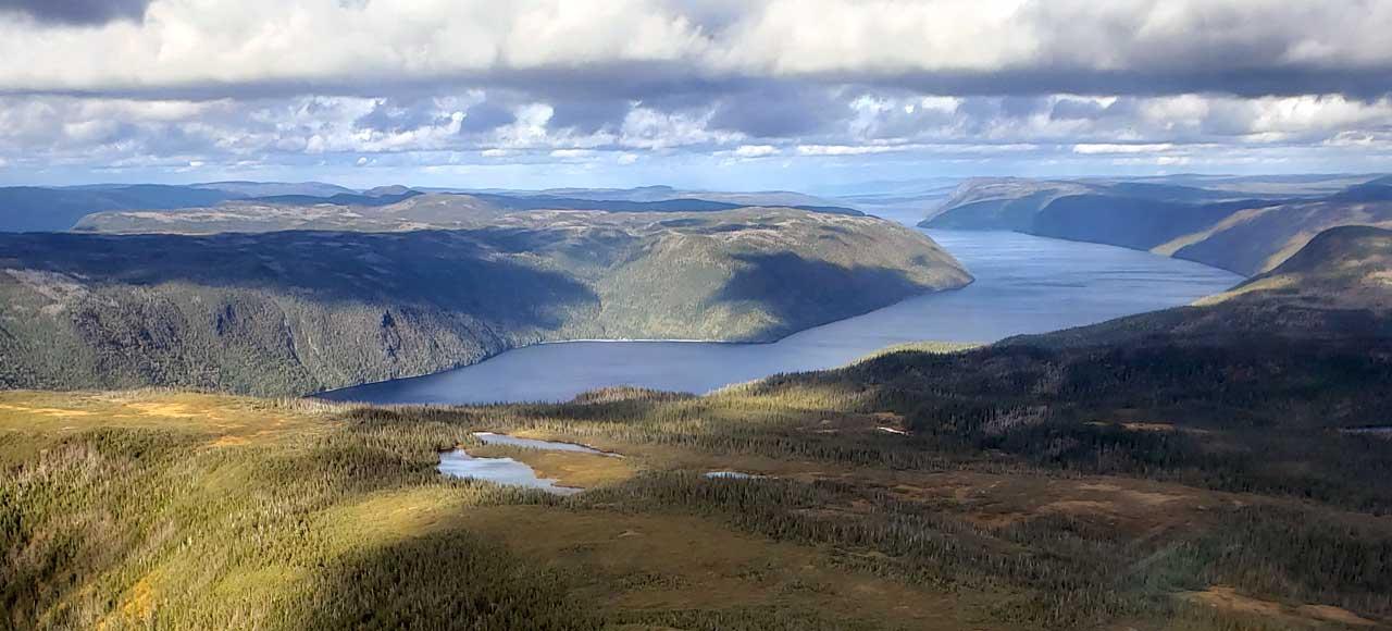 Photo & Hiking Tours Newfoundland Grand Lake